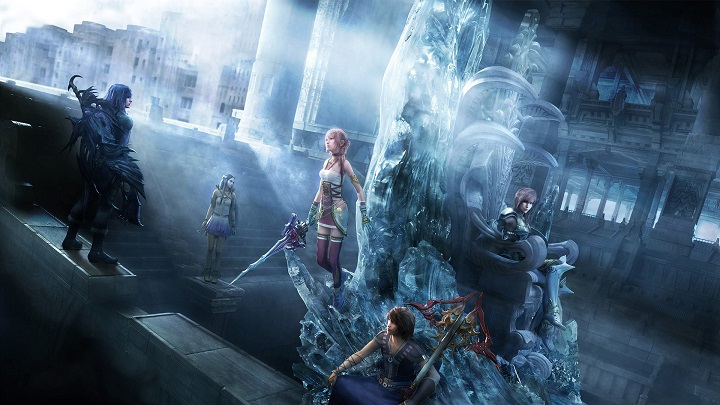 Characters from FXIII-2.