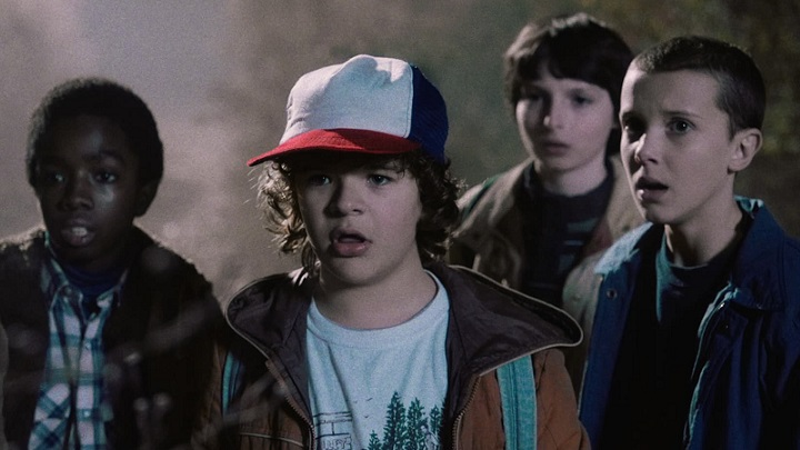 The child protagonists of Stranger Things experience horrors they are only beginning to understand.