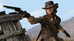 John Marston fights for atonement in Red Dead Redemption.